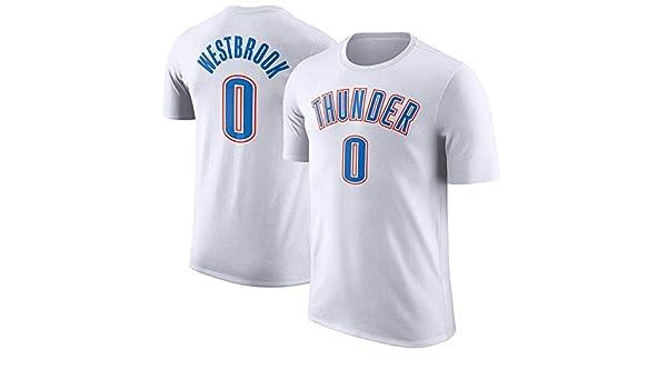 FANS LOVE Hombre De La Camiseta De La NBA Oklahoma City Thunder ...