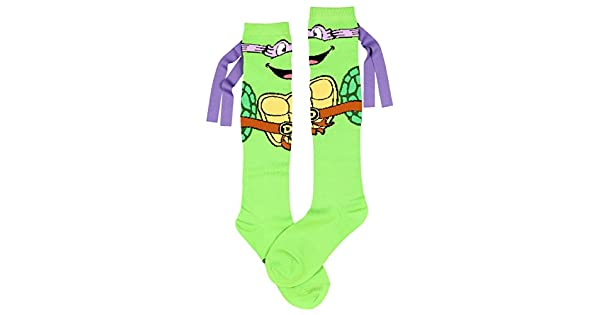 Amazon.com: Teenage Mutant Ninja Turtles Womens Donatello ...