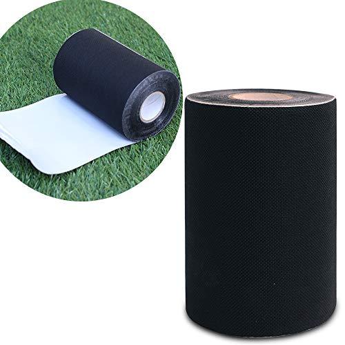 Goasis Lawn Artificial Grass Turf Tape Self-Adhesive Seaming Turf Tape, Carpet Jointing 6″ x32′(15cmx 10m)