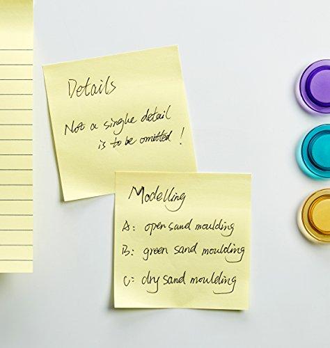 AmazonBasics Sticky Notes - 3