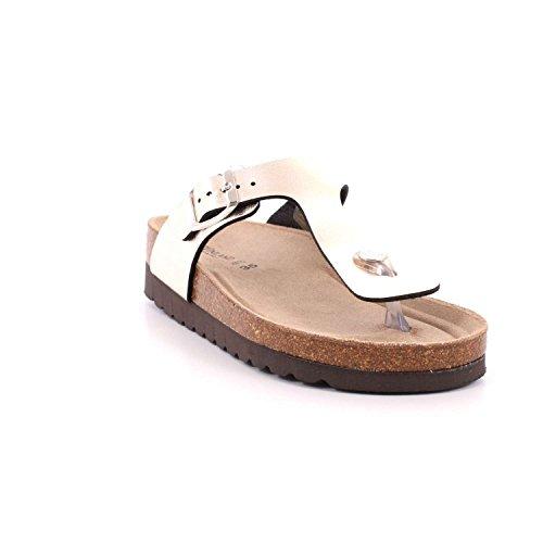 et Plage Grunland Hola Platino Femme Chaussures Anthracite de Piscine qIZpw