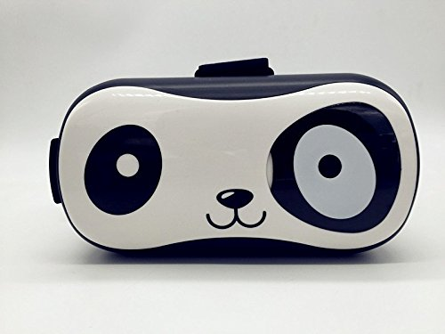 JIESLINK VR Glasses 3D Virtual Reality Headset—Special Bear Edition for 4.7