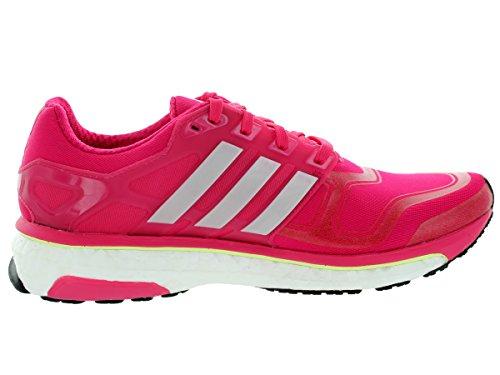 Adidas Prestaties Van Vrouwen Energieboost 2 W Loopschoen Vivber / Peamet / Glow