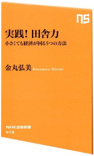 実践! 田舎力 小さくても経済が回る5つの方法 (NHK出版新書)