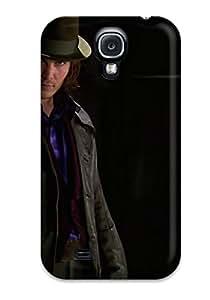 Shannon Galan's Shop 9778837K45325743 JeremyRussellVargas Premium Protective Hard Case For Galaxy S4- Nice Design - Gambit X Men