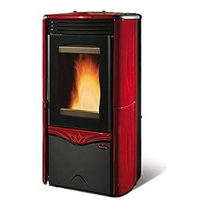 La Nordica–Extra Flame wasserfuehrender stufa a pellet Duchessa Idro Steel (12KW) 12 spesavip