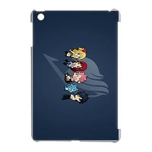 DIY Stylish Printing Fairy Tail Cover Custom Case For iPad Mini MK2S973619
