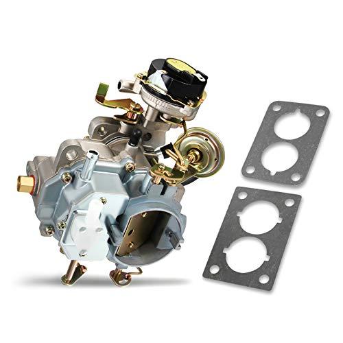 (Twilight Garage 2 BARREL Carburetor BBD CARTER TYPE 6 CYL 4.2L 258CU Engine AMC Fits JEEP WAGONEER CJ5 CJ7 1983-1988 (Automatic Choke))