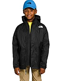 Youth Stormy Rain Triclimate DWR Jacket