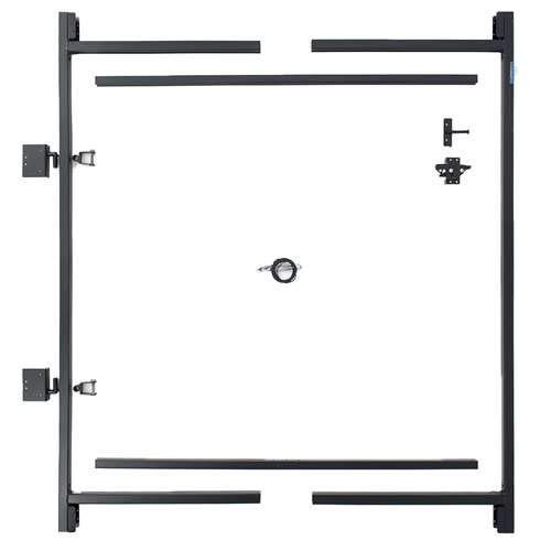 (Adjust-A-Gate Steel Frame Gate Building Kit (60