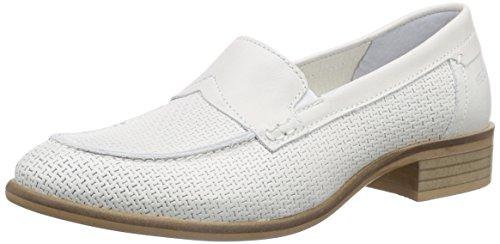 Daniel HechterHJ61661A - holgazanes Mujer Blanco (offwhite 210)
