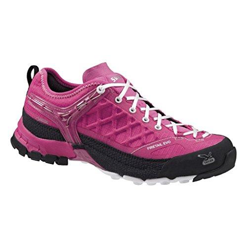 SalewaWS FIRETAIL EVO GTX - zapatillas de trekking y senderismo Mujer Rosa - Pink (6120 Pinky/White)
