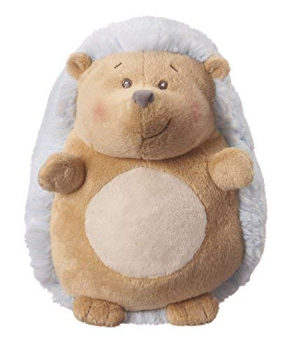 Baby Ganz Musical Belly Bright Hedgehog Brown 7 x 8