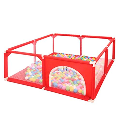 Playpens Baby Fence Household Shatter Resistant Toys House Children's Safety Playards Crawling Mat