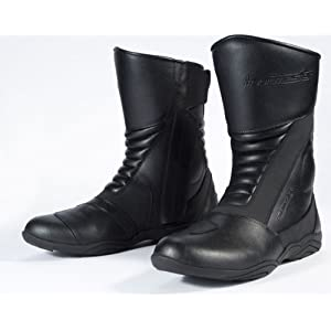 Tourmaster Solution 2.0 Cold-Weather WP Road Boots (Black, 10W)