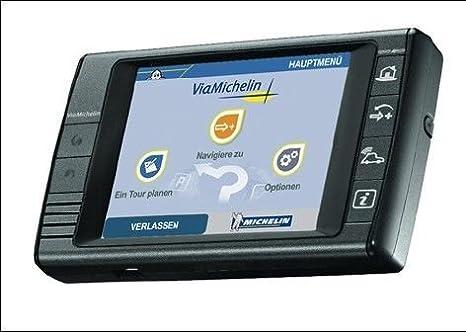 logiciel viamichelin navigation x-930