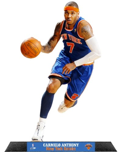 - Carmelo Anthony NY Knicks NBA StandZ Action Photo Desktop Display