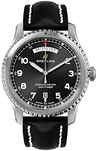 Breitling Navitimer 8 Automatic Day & Date 41 Men's Watch A45330101B1X1 ()