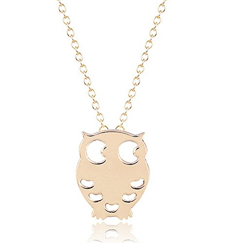 ZQ Hollow Lovely Pendant Necklace