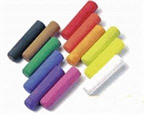 Prang 1536-0 Free Art Colored Chalk, 12 Pieces by Prang (Image #1)