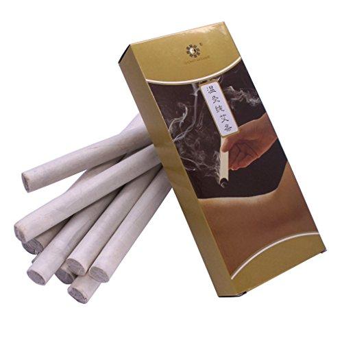 Pure Moxa Rolls for Mild Moxibustion