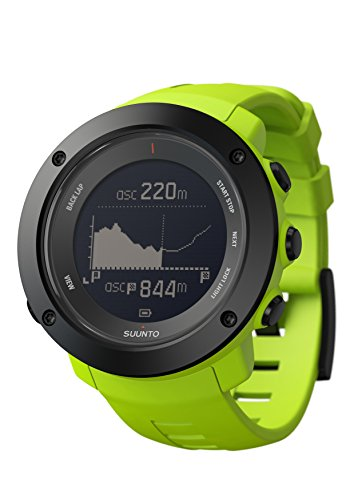 Suunto Ambit3 Vertical Lime Unisex Multisport Watch SS021971