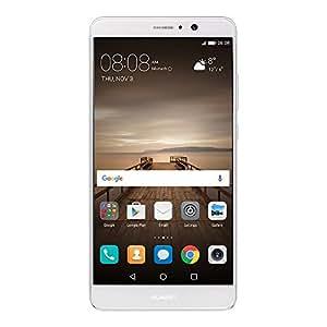 HUAWEI SIM free smartphone HUAWEI Mate 9 Moon Light Silver MATE9 / SILVER--(Japan Import-No Warranty)