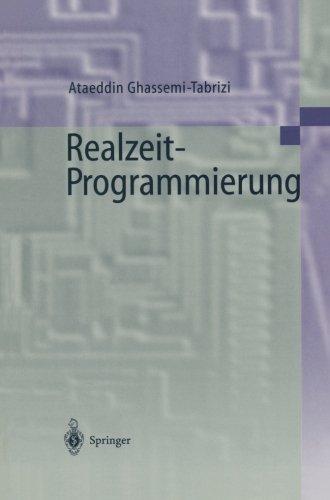 Realzeit-Programmierung (German Edition) by Springer