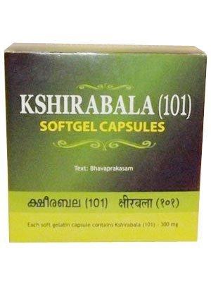 Kottakkal Arya Vaidya Sala Kshirabala (101) Softgel 100 Nos