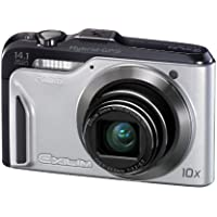 Casio Exilim EX-H20G 14 MP, 10x Optical Zoom Compact Digital Camera (Silver) Basic Intro Review Image