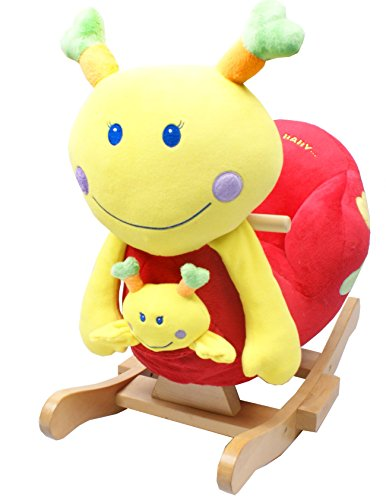 Snail Rocker (Sammy Snail Rocker with Puppet)