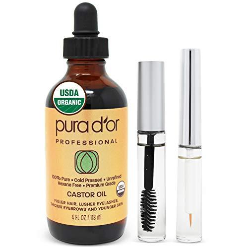 PURA D'OR Organic Castor