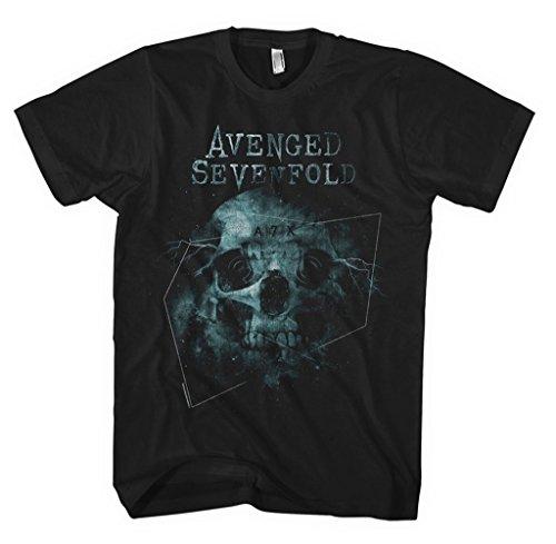 Avenged Sevenfold Universe Rock Heavy Metal offiziell Männer T-Shirt Herren