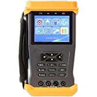 795P Professional Surveillance Tools for AHD/Analogy Camera test,Video Audio PTZ control,1080P,RS485 UTP Digital Multi-meter,optical power meter Security Tester supply 12V /1A Output