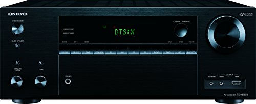 Onkyo TX-NR656 7.2-Channel Network A/V Receiver Pandora Blue
