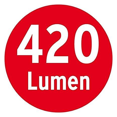54 H05rn BlancgrisQuantité Led LmSource Lumineuse F Portative 2x1 Brennenstuhl Câble 05 MNoiramp; 54Avec Portableip Smd420 Lampe mnw80vN