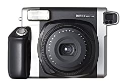 Fujifilm Instax Wide 300 Instant Film Camera (Black)
