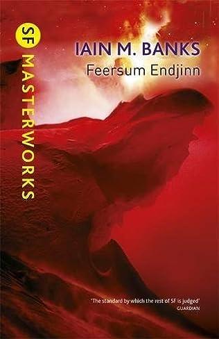 book cover of Feersum Endjinn