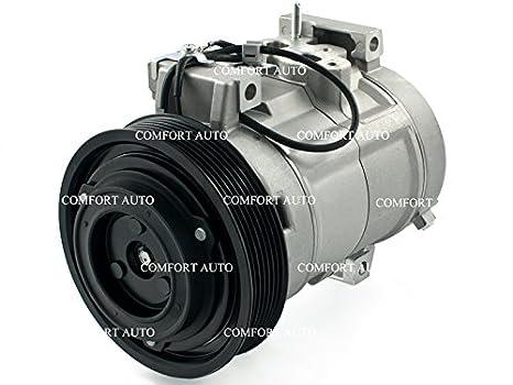 Amazon.com: 2003 2004 2005 2006 2007 Honda Accord L4 2.4L New A/C AC Compressor With Clutch 1 Year Warranty: Automotive
