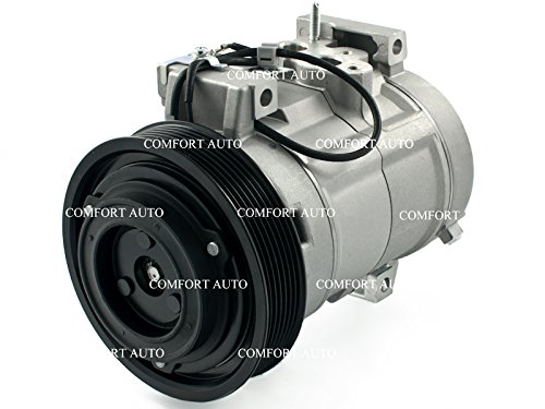 Amazon.com: 2003 2004 2005 2006 2007 Honda Accord L4 2.4L New A/C AC Compressor With Clutch 1 Year Warranty: Automotive