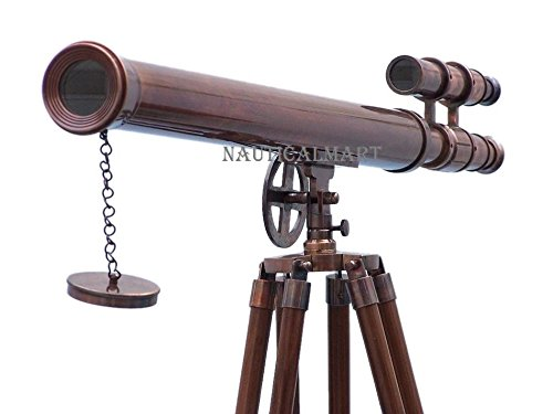 buy Floor Sting Oil-Rubbed Bronze Griffith Astro Telescope 64