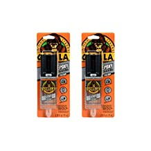 Gorilla 4200101-2 Epoxy (2 Pack), .85 oz, Clear