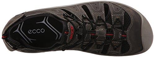EccoECCO BIOM DELTA - Zapatillas De Deporte Para Exterior Hombre Gris (DARK SHADOW/BLACK/TOMATO59494)