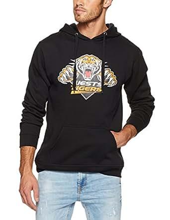 Classic Sportswear Men's Logo Hoodie, Wests Tige, S