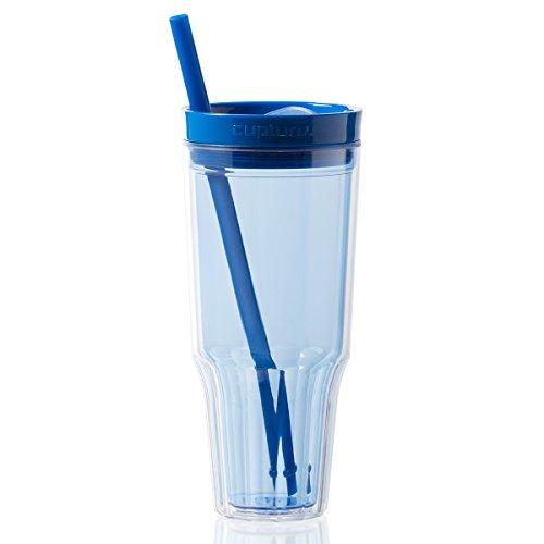 Cupture Travel 32 Tumbler Blue