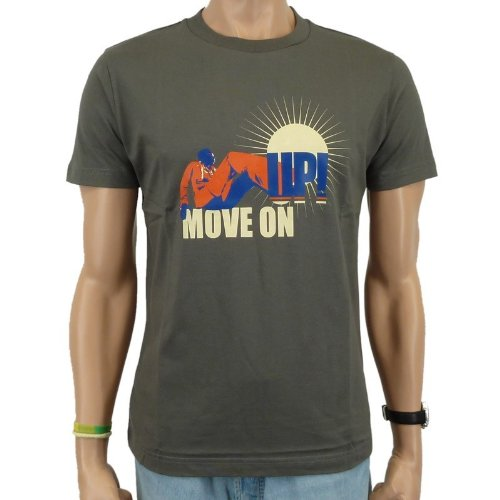 Baretta - Move On Up T-Shirt, grey