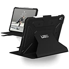 Urban Armor Gear products reflect the independent spirit of our designers and represent a dedication to superior quality and craftsmanship. Engineered for the iPad Pro 11-inch, our cases combine light-weight materials in a rugged, low-profile...