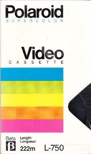 Polaroid L-750 Beta Video Cassette