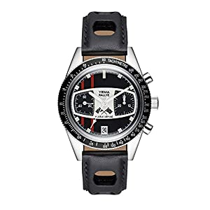 Montre – Homme – YEMA – Rallye ANDRETTI Edition Limitee – YRAL2019-AAS