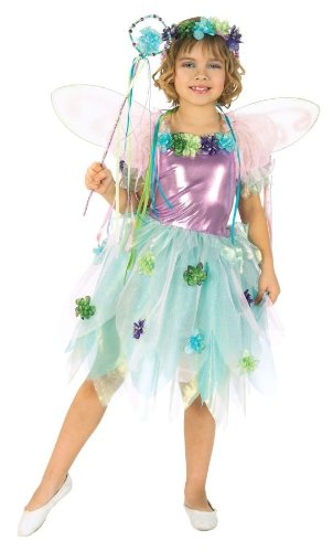 Rubie's Let's Pretend Child's Garden Fairy Costume, Small -